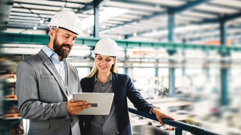 Engenheiros de Produção e sua importância em indústrias, empresas e siderúrgicas.