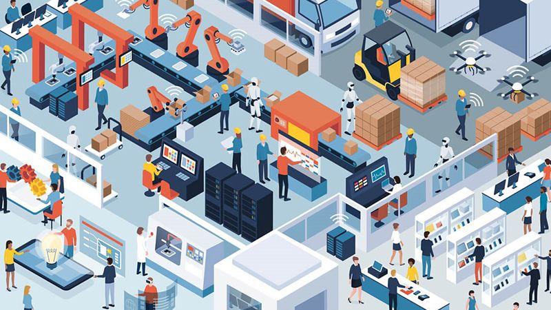 Saiba a importância da produtividade em empresas e indústrias.