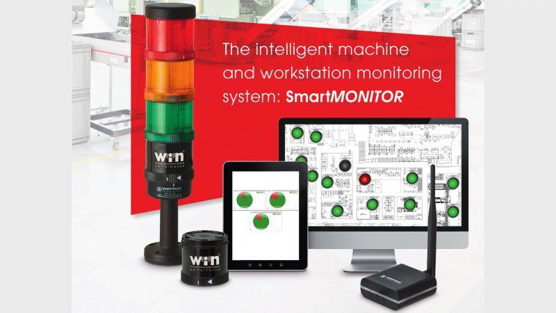 smartMONITOR by Werma: Ideal para linhas e células de produção!