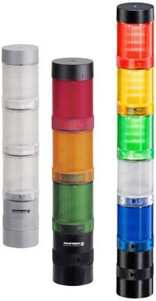 Torre luminosa modular